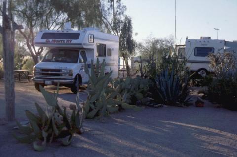 176 ons huisje tussen de cactussen