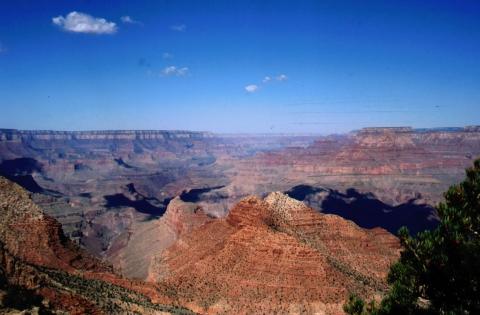 354 vanaf Desert View