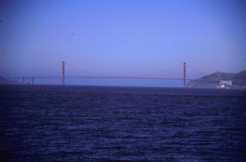 531 Golden Gate Bridge