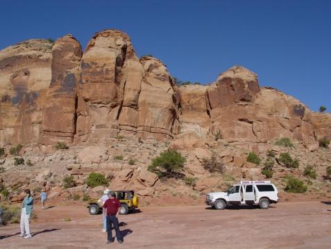 vakantie 2003 Canyonlands NP 3