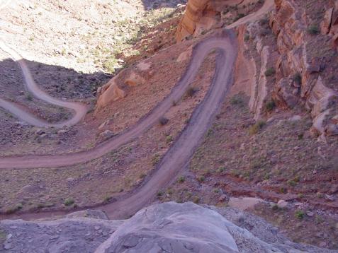 vakantie 2003 Canyonlands NP 4
